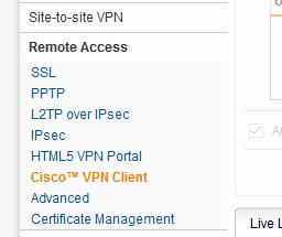 Sophos UTM 9 409-9 – Cisco VPN Client bug – martinsblog dk